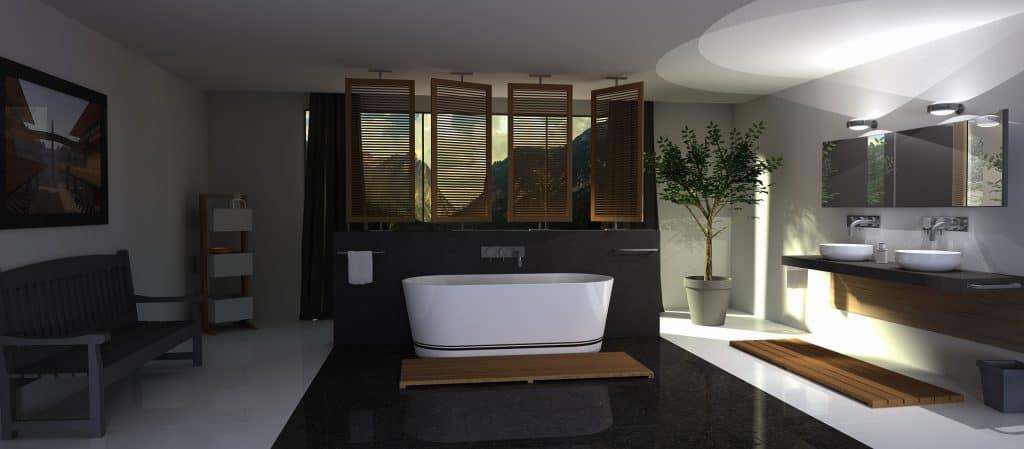 luxury bathroom auckland